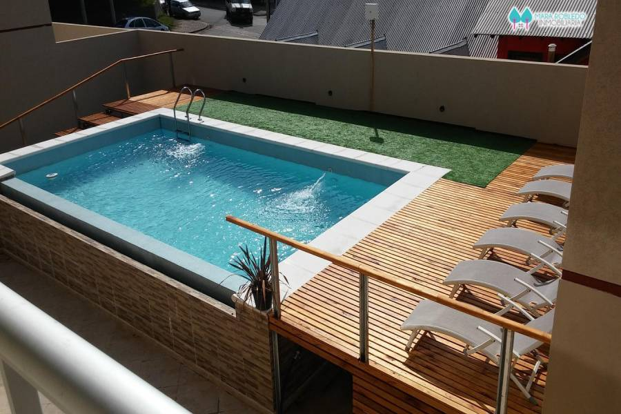 Pinamar,Buenos Aires,Argentina,1 Dormitorio Bedrooms,2 BathroomsBathrooms,Apartamentos,1222